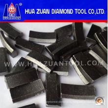 Хорошее качество Тип крыши камня Диаманта биты сегментов на продажу