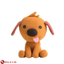 Kundenspezifischer OEM! Plüsch Spielzeug Tier, Welpe Angefüllte Tier