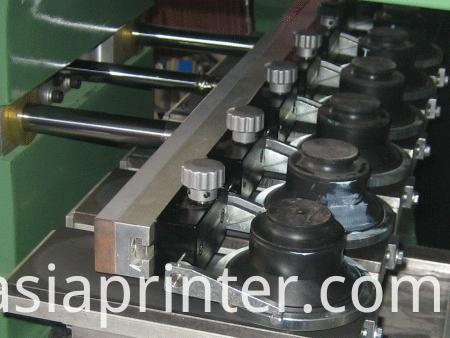 Pad Printer Machine with Conveyer