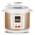 6qt electric Pressure Cooker with Detachable Lid