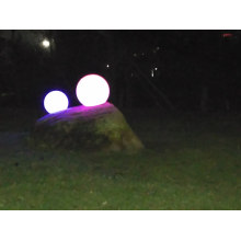 LED Concepts Solar LED Crystal Ball