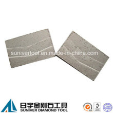 15mm hoch Diamantsegment für Schneiden Sandstein