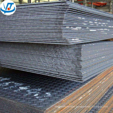 China Tianjin A36 Q235B S275 SS400 Anti-slip Checkered MS Carbon Steel Plate
