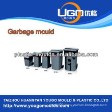 different volume plastic dustbin mould, experienced bustbin mould making ,plastic injection dustbin mould