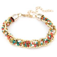 Vente en gros de bracelets de perles indiens les plus récents