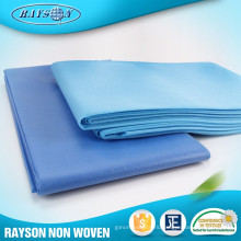 Cheap Price Disposable Waterproof Non Woven Bedsheet, Bed Cover, Bed Sheet Set