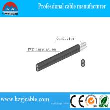 18X2c Lámpara colgante Cable de alimentación paralelo con 18AWG Spt-1