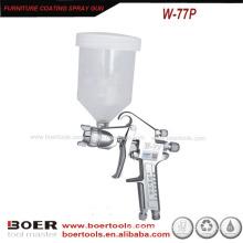 Good Quality Spray Gun with plastic cup W-77P