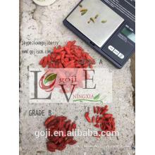 2016 nouvelle récolte GOJI BERRY ---- GRADE A & B (Bon prix)