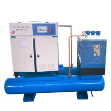 Air-compressors 16 Bar for Laser Cutting Machine Screw Compressor with Tank And Full Set Of Air Treatment