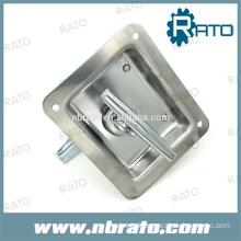 oil tank truck stainless steel T handle lock