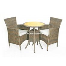 Chaise de rotin Causal Patio meubles en osier jardin