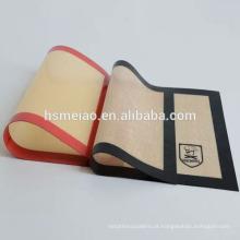 Brand New Non-Stick personalizado impressão silício Baking Mat