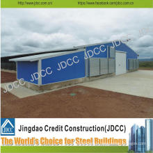 Galvanized Color Steel Plate Steel Structure Building