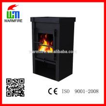 Freestanding designer madeira lareira fábrica fornecimento WM-HL203-700