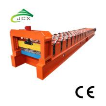 Usine de production de plancher en acier de plancher de matériau de construction