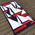 Oem szybki suchy joga beach towel terry cloth
