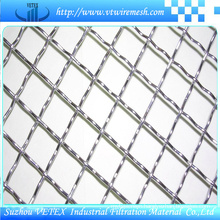 Stainless Steel 316L Crimped Wire Mesh