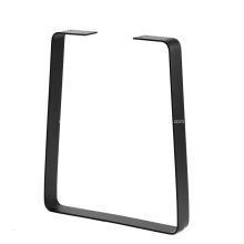 Cadeira de ferro de metal pernas de banco móveis DIY