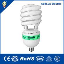 110-240V 65W 85W E26-E27-E40 Lámparas de ahorro de energía en espiral de la industria