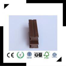 40 * 25 Fábrica de China Quente quilha Wp WPC, WPC Beam, WPC Joist, madeira de plástico composto Quilha para WPC Decking