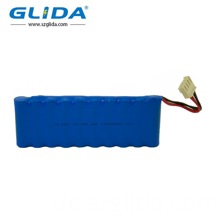 NIMH AA 2000mAh 12V Battery