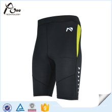 Athletic Apparel Manufacturer Personnaliser Compression Running Shorts