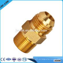 Conexões de tubo jic acamadas de 37 graus Copper Flare Fittings