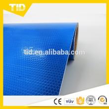 impressão solvente ecológica, vinil imprimível reflexivo, T7200, cor azul