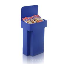 Pop Karton Papier Display Stand für Promotion