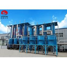 Falling Film Evaporator for Dried Fish Meal
