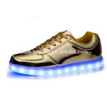 new men's LED lights shoes sneaker shoes LED sport shoe