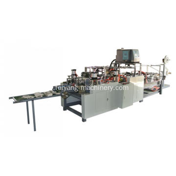 plat touw handvat machine