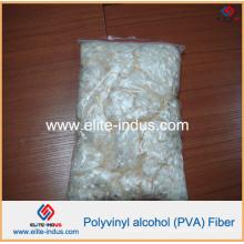 Durabilidade sob cargas térmicas de fibras de álcool polivinílico