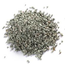 O zeólito usado no tratamento da água remove a amônia e o nitrogênio