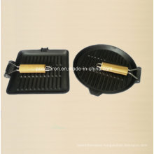 Preseasoned Cast Iron Cookware Manufacturer China
