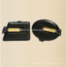 Прессованная чугунная посуда Производитель China
