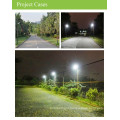 5W all in one solar led light, intelligent solar LED flood light with PIR motion Sensor, outdoor solar led light