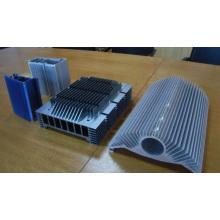 CNC Machining Aluminum Heat Sink in China