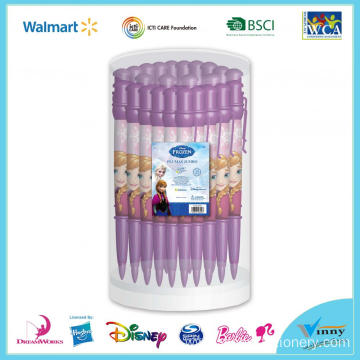 Frozen Jumbo Ball Pen PVC Tube