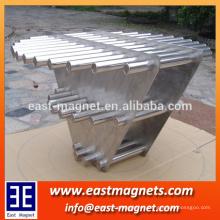 Barra de filtro magnético para aspirar polvo de hierro / neodimio filtro de imán fuerte para el filtro limpio de agua y materiales en polvo