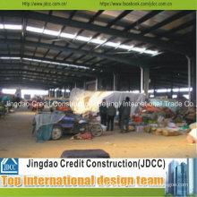 Light Steel Structure Vegetable Market