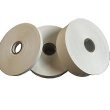 Blank clothing accessories nylon taffeta care label ribbon
