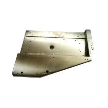 Pièces en acier métalliques personnalisées