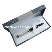 Pluma metálica de regalo de alta gama con paquete (LT-Y077)
