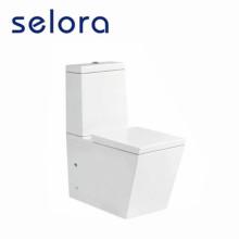 Siège de toilette en deux pièces et bride à vendre