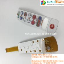 Interruptor de membrana táctil de cobre flexible FPC Metal Dome