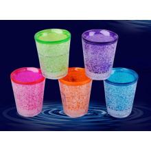 Copa helada, congelada taza, taza del hielo (R-7032)