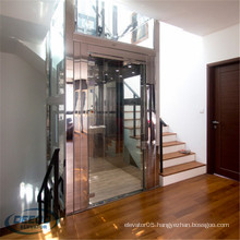 Vertical House Villa Lifting Residential Small Building Passenger Home Elevator