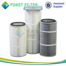 FORST Coletor de poeira industrial de alta qualidade Cartuchos de filtro Nederman CA100-66F